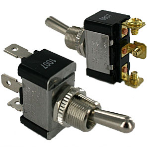 Techspan Toggle Switches